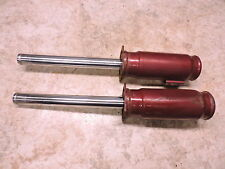 Yamaha VT480 VT 480 Venture Snowmobile font shocks fork tubes right left