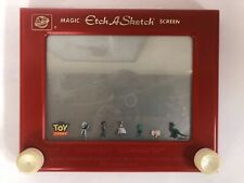 Etch A Sketch Toy Story Magic Screen Vintage 1994 Original Ohio Art 505 Works