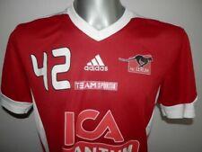 Rare 2009 FBC Lerum #42 Sweden UNIHOCKEY Floorball Jersey Innebandy Shirt - M