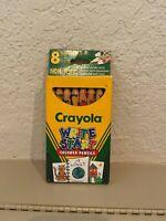 Crayola Colored Pencils, Box of 8.  Binney & Smith
