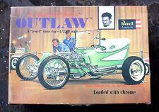 Revell Monogram Ed Big Daddy Roth's Outlaw Model Hot Rod Custom Car Kit 1/25th