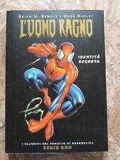 L'UOMO RAGNO - IDENTITA' SEGRETA - SERIE ORO FUMETTO REPUBBLICA - 2004