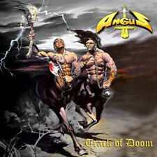 ANGUS - Track Of Doom - CD - 167877