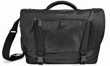 "Samsonite Tectonic 2 17"" Laptop / MacBook Pro Black Messenger Bag - New"