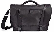 "Samsonite Tectonic 2 17"" Laptop / MacBook Pro Black Messenger Bag - New"