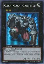Gachi Gachi Gantetsu Starter Deck: Dawn of the Xyz Super Rare Card # YS11-EN042