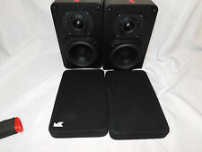 M&K-MILLER & KREISEL Satellite S-3B Speakers #2