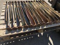 Erdnagel Zeltpflock 70 cm Bodenanker Zelthering Erdanker Pflock Erdnägel Massiv