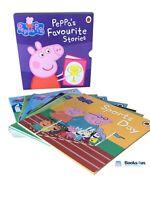 Peppa Pig Favourite Stories 10 Books Slipcase Collection Set - Children Books
