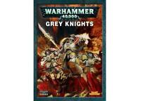 Games Workshop Warhammer 40K Codex Grey Knights (5th Ed) EX-
