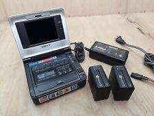SONY GV-D800 Hi8 8mm Digital 8 Video 8 Walkman Portable VCR Recorder Player Deck