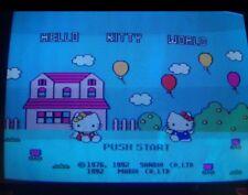 Nintendo Playchoice 10 Hello Kitty World Cart Pc-10