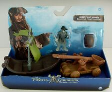 Disney Piratas Del Caribe Salazar's Revenge Fantasma Pirata Hunter Playset