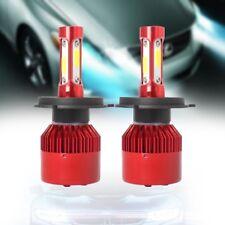 S2 H4 Bombillas para faros LED de coche 6500K 72W 8000LM COB COB LED Faro an PB