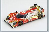 Spark S2527 Lola B 10/60 Toyota #12, Prost 6th 2011 Le Mans Rebellion Resin 1/43