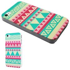 IPHONE Shell 4 Or 5 Pattern Aztec ( Case Cover Maya Tribal Inca )