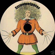 Der Struwwelpeter, Heinrich Hoffman, 1 MP3 CD