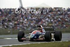 Thierry Boutsen Jordan 193 F1 Season 1993 Photograph