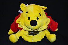 Disney Winnie The Pooh Costume Plush Hat With Body Vintage 1998 2+ Years