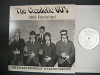 THE CICADELIC 60's vol 5 1966 Revisited vinyl LP Rogues Savages Showmen Cascades