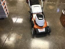 STIHL RMA 460 Electric Lawn Mower W/ Battery And Charger