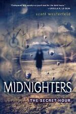 SCOTT WESTERFELD - Midnighters #1: The Secret Hour - Hardcover ** Brand New **