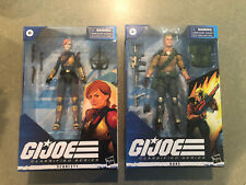 G.I. Joe Classified Series Duke & Scarlet Hasbro 6? 2020