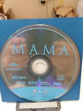 Mama (Blu-ray, 2013) Jessica Chastain