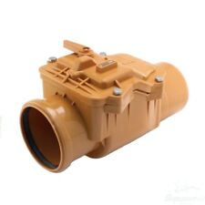 110mm BACKFLOW VALVE ANTI FLOOD NON RETURN VALVE BACKWATER DN110
