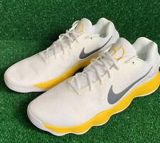 Nike Hyperdunk 2017 Low TB White Yellow Lakers Sz 17 942774-115