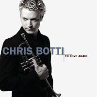Chris Botti - To Love Again - THE DUETS - CD Album Damaged Case