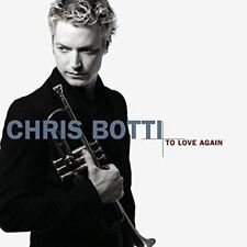 Chris Botti - To Love Again - THE DUETS - CD Album Damaged Case
