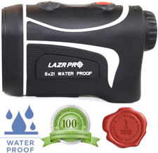 WATERPROOF GOLF LASER RANGE FINDER WITH FLAG-LOCK PINSENSOR - JUST ARRIVED!!!