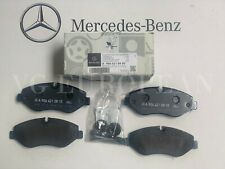 Mercedes Benz Genuine Metris Front Brake Pad Set, Pads NEW 2016-2019