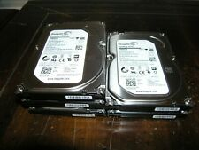 "LOT of 5 Seagate Barracuda 3.5"" 1TB Internal HDD (ST1000DM003)"