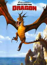 HOW TO TRAIN YOUR DRAGON Movie Promo POSTER D