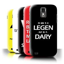 Back Case/Cover/Skin for Samsung Galaxy S2 Hercules/T989/Funny Comedy Sitcom TV