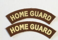 Home Front/ Civil Defence