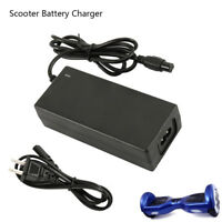 36V 1A Power Adapter Charger For 2 Wheel Self Balancing Hoverboard Scooter Cord