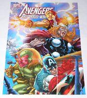 . Avengers Kree-Skrull War Cover (C1-C9) cards 9 card set by Upper Deck 2011