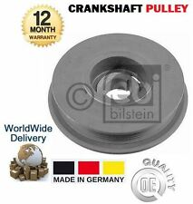 FOR VAUXHALL VECTRA  B C 2.0 Di  2.2 DTi  1996-->  NEW CRANKSHAFT BELT PULLEY