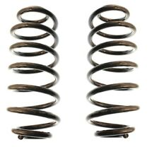 Pair Set 2 Rear Bilstein B3 Coil Springs For Yukon Tahoe Without Electronic Susp