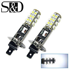 2X H1 25SMD LED Conversion 12V Headlight/Fog Light Replacement Bulb Bright White