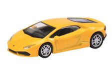 Schuco 20123 - 1/64 Lamborghini Huracan-GIALLO-ARANCIO-NUOVO