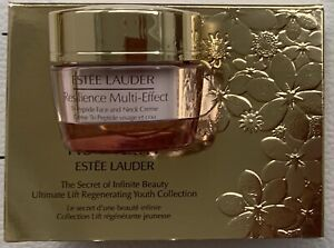 ESTEE LAUDER Resilience Multi-Effect Tri-Peptide Face and Neck Creme 15ml