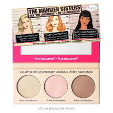 theBalm theManizer Sisters - The Luminizers Palette