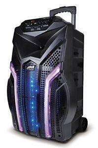 "Naxa NDS-1511 15"" Portable Karaoke Speaker (nds1511)"