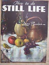 how to do still life - comment faire une nature morte
