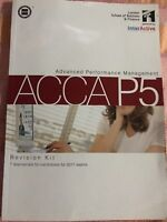 Advanced Performance Management ACCA P5 Revision Kit