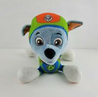 """Paw Patrol Air Rescue Rocky Plush Spin Master Green 8"""""""